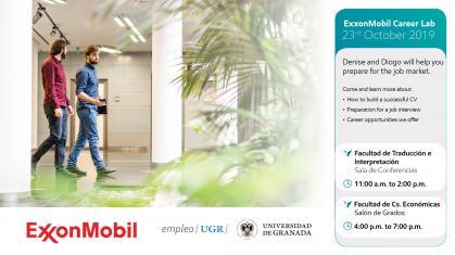 Imagen de portada de ExxonMobil presentará las oportunidades de empleo en la empresa el 23 de octubre