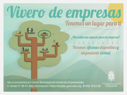 Imagen de portada de Incubadora, vivero y centro virtual de empresas