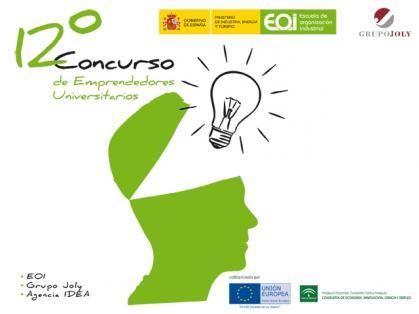 Imagen de portada de XII Concurso de emprendedores Universitarios. Hoy  a las 12 h en la Sala triunfo de la UGR en Cuesta del Hospicio.