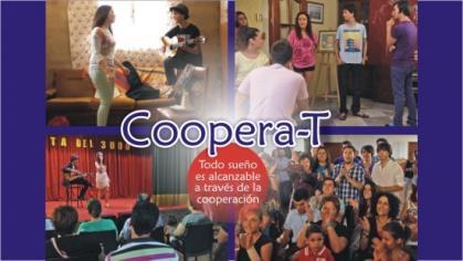 Imagen de portada de NUEVA PIEZA EN ECONOMÍA SOCIAL TV: Presentación del corto Coopera-T
