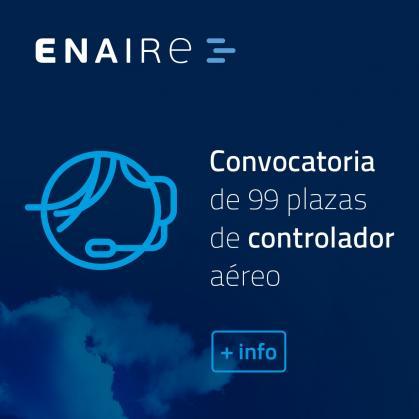 Imagen de portada de Contrataciones ENAIRE