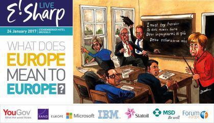 Imagen de portada de What does Europe mean to Europe?
