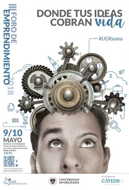 Imagen de portada de III Foro de Emprendimiento de la UGR