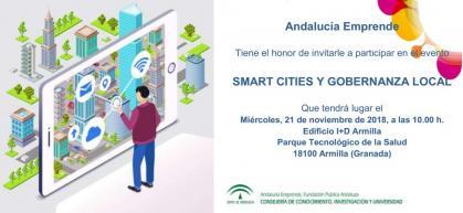 Imagen de portada de Smart Cities y gobernanza local