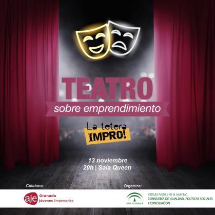Imagen de portada de La Tetera Impro