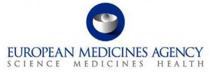 Imagen de portada de Listas de reserva en la Agencia Europea de Medicamentos (EMA)