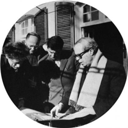 Imagen de portada de 20 becas arquia en estudios europeos de Arquitectura