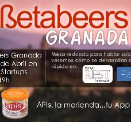 Imagen de portada de 5º Betabeers Granada y otras noticias en el Boletín de la Asociación de Jóvenes Empresarios