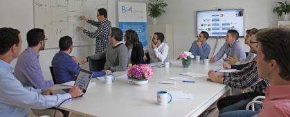 Imagen de portada de Un proyecto de formación  en las tecnologías más demandadas en el mercado internacional