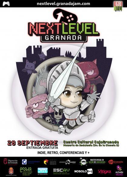 Imagen de portada de Next Level Granada