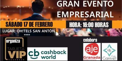 Imagen de portada de Aje Granada y Cashback en el Hotel San Antón