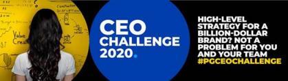 Imagen de portada de Procter & Gamble CEO Challenge 2020