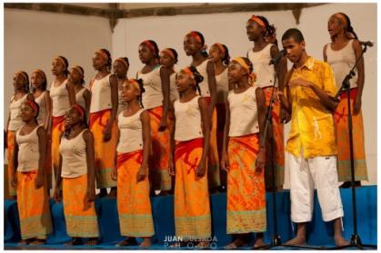 Imagen de portada de Concierto de la Malagasy Gospel