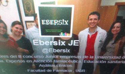 Imagen de portada de Ebersix y Hábitat verde ganan el III Concurso de Emprendimiento Universitario
