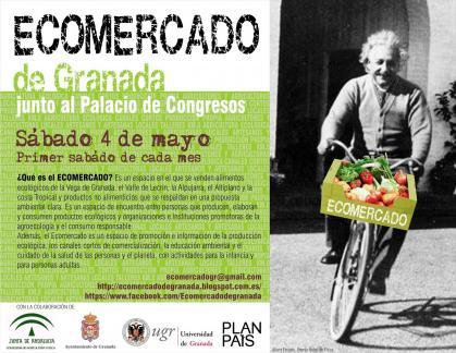 Imagen de portada de I Edición del Ecomercado de Granada
