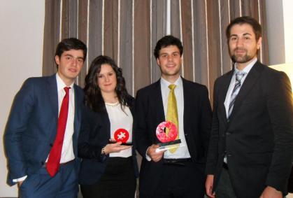 Imagen de portada de FJESUR Premio a mejor federación en el Congreso Nacional de Junior Empresas