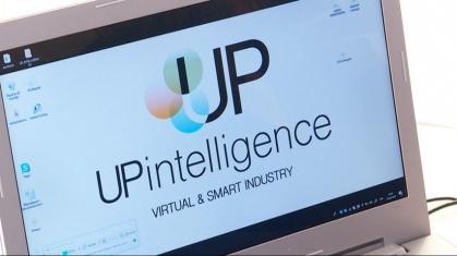 Imagen de portada de Dos perfiles para Upintelligence