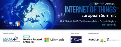 Imagen de portada de The 8th Annual Internet of Things European Summit