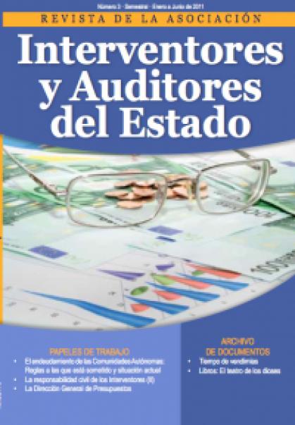 Imagen de portada de 14 plazas libres de interventores y auditores del Estado