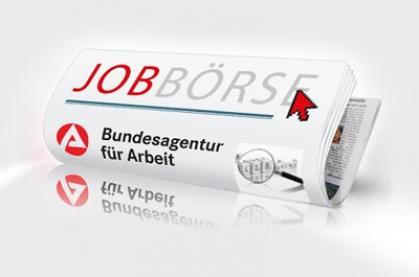 Imagen de portada de Búsqueda de empleo en la página web de la Agencia Federal Alemana