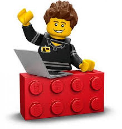 Imagen de portada de El lenguaje de Lego