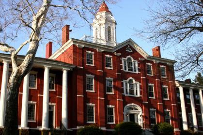 Imagen de portada de Oferta en el Allegheny College, Meadville, Pennsylvania, U.S.A.