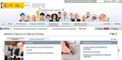 Imagen de portada de Empleo intenta por tercera vez poner en marcha un portal con todas las ofertas de España