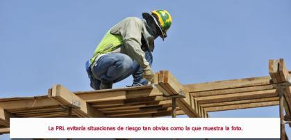 Imagen de portada de La prevención de riesgos laborales: Una actividad profesional imprescindible