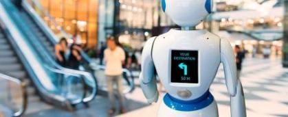 Imagen de portada de Humanos y robots están condenados a entenderse