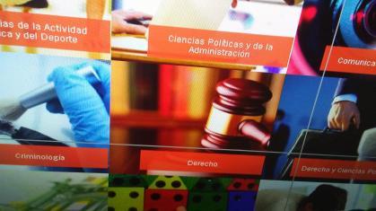 Imagen de portada de La Guía de Salidas actualiza el área de Ciencias Sociales y Jurídicas