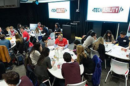 Imagen de portada de Mentores TechAbility para estudiantes con discapacidad.. Solicitudes hasta el 30