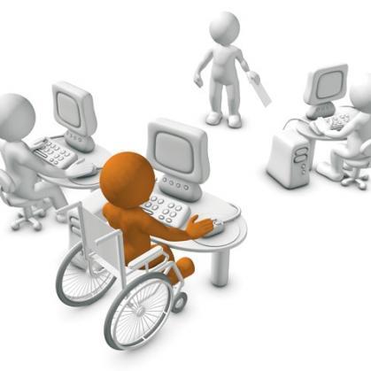Imagen de portada de Personas con discapacidad: dónde buscar empleo