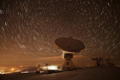 Imagen de portada de Institut de Radioastronomie Millimétrique