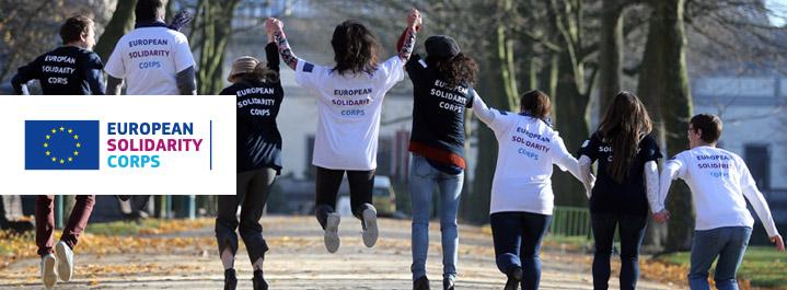 Imagen de portada de Convocatoria del Cuerpo Europeo de Solidaridad