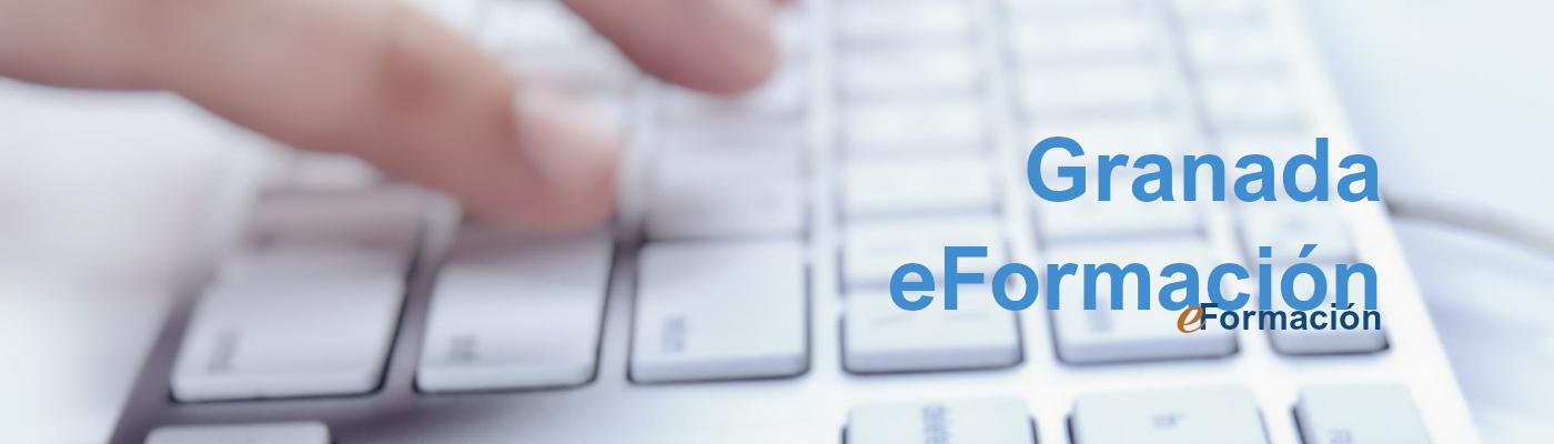 """Imagen de portada de El espacio de Aprendizaje on line de """"Granada eFormación"""""""