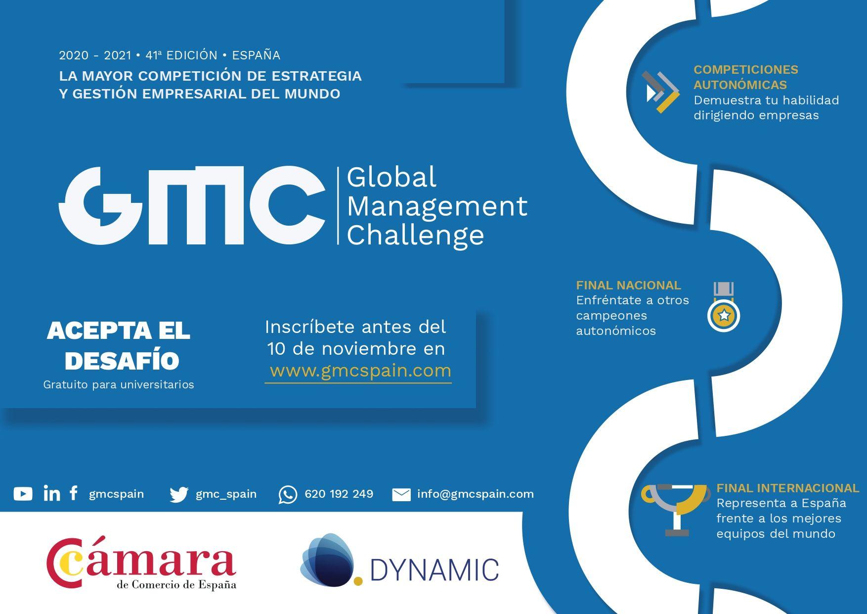 Imagen de portada de Global Management Challenge. Como si estuvieras dirigiendo una empresa real