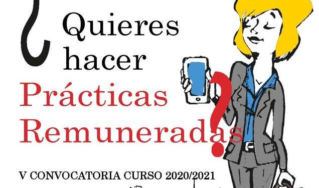 Imagen de portada de Prácticas Fundacion ONCE-CRUE  para estudiantes  con discapacidad