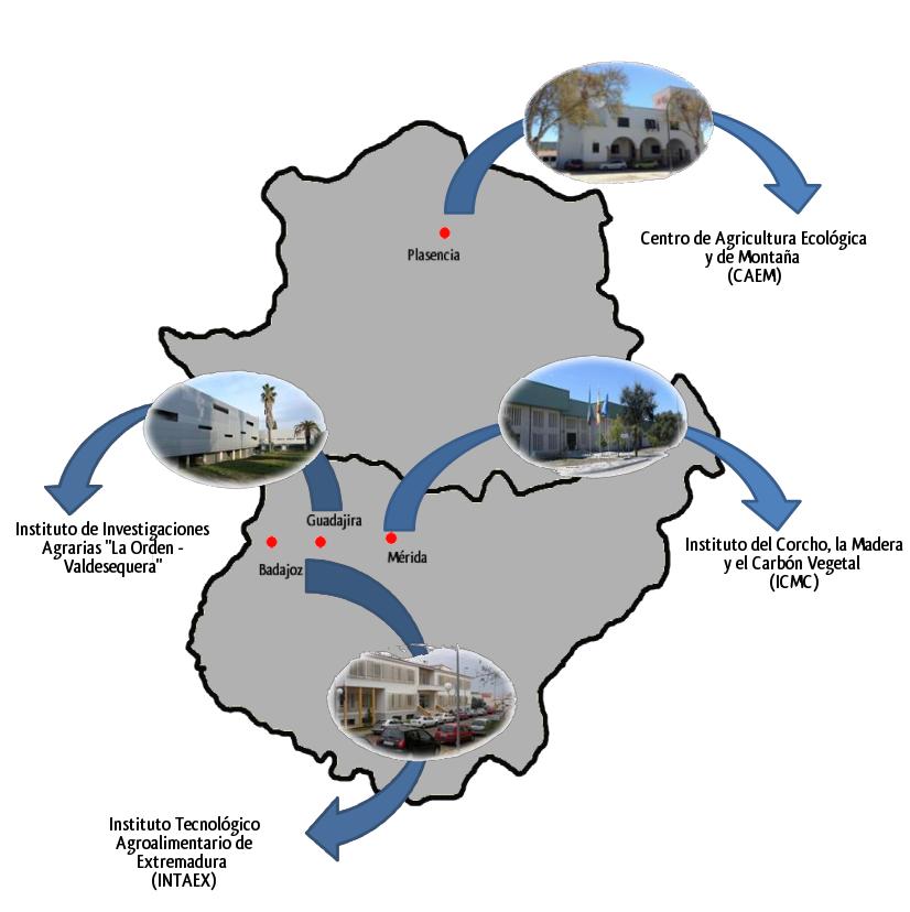 Imagen de portada de Centro de Investigaciones Científicas y Tecnológicas de Extremadura