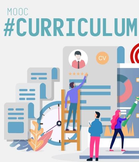 Imagen de portada de MOOC #Currículum, últimos días para matricularte