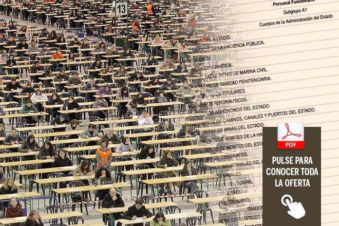 Imagen de portada de El BOE publica la oferta de empleo público para 2020 con 9.227 plazas de nuevo ingreso