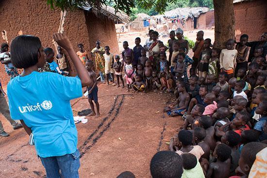 Imagen de portada de Más de 125 empleos en UNICEF