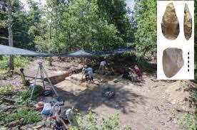 El CENIEH estudia la ocupación humana durante el Pleistoceno en Portugal |  CENIEH