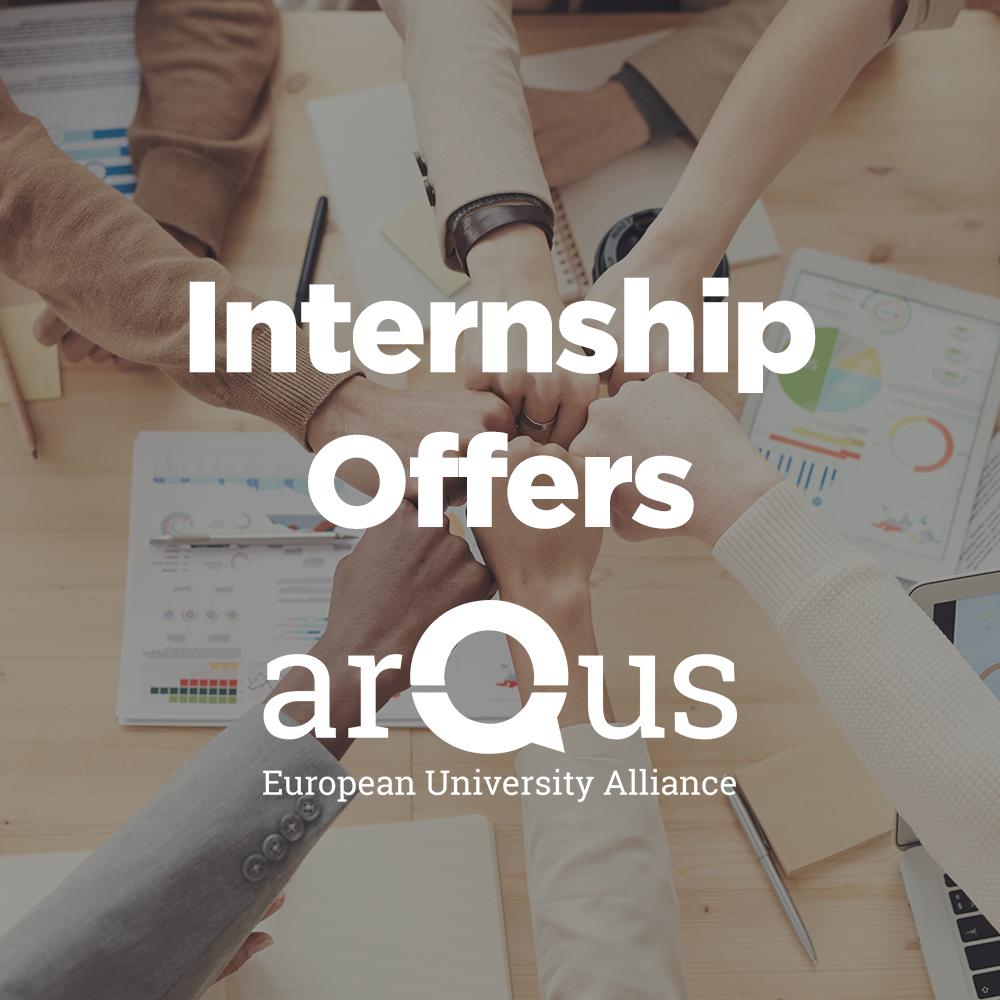 Imagen de portada de Arqus Internships Platform
