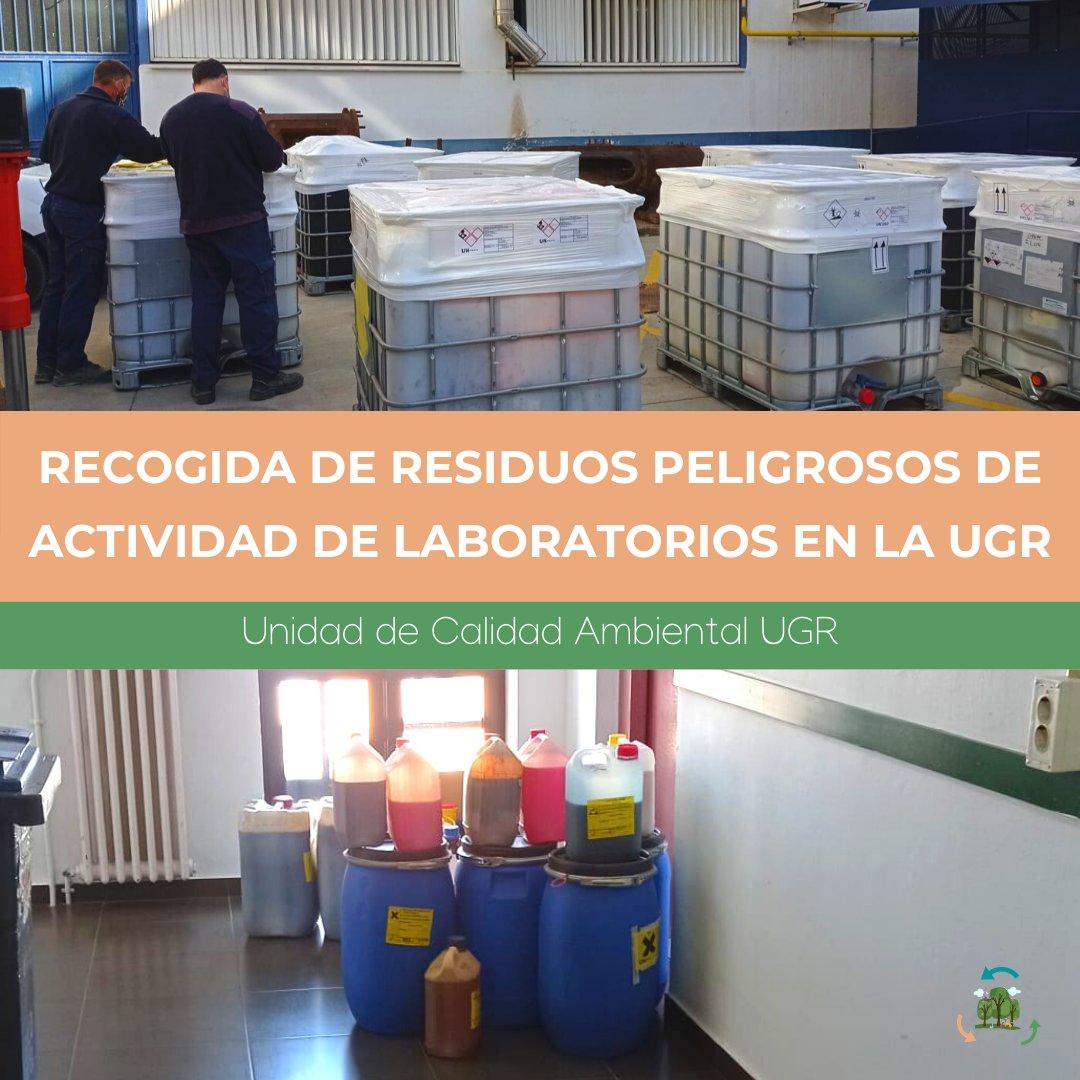Imagen de portada de Unidad de Calidad Ambiental de la UGR