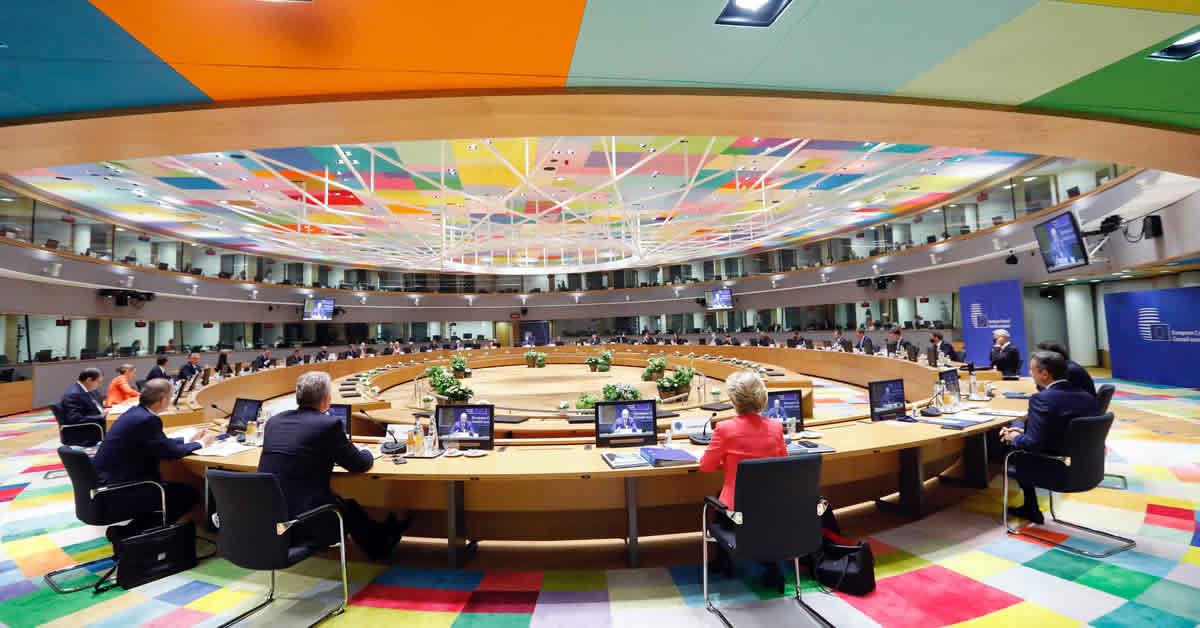 Imagen de portada de Prácticas en el Consejo Europeo