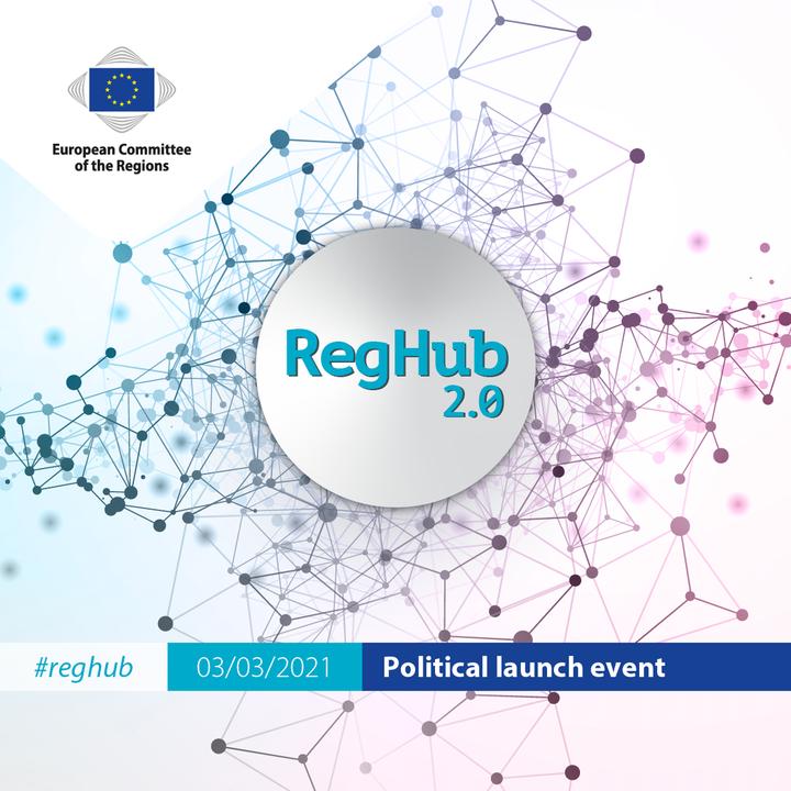 Imagen de portada de Prácticas en el Comité Europeo de las Regiones