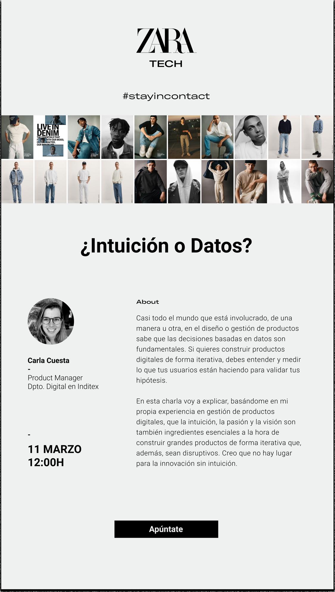 Imagen de portada de «No hay lugar para la innovación sin intuición»