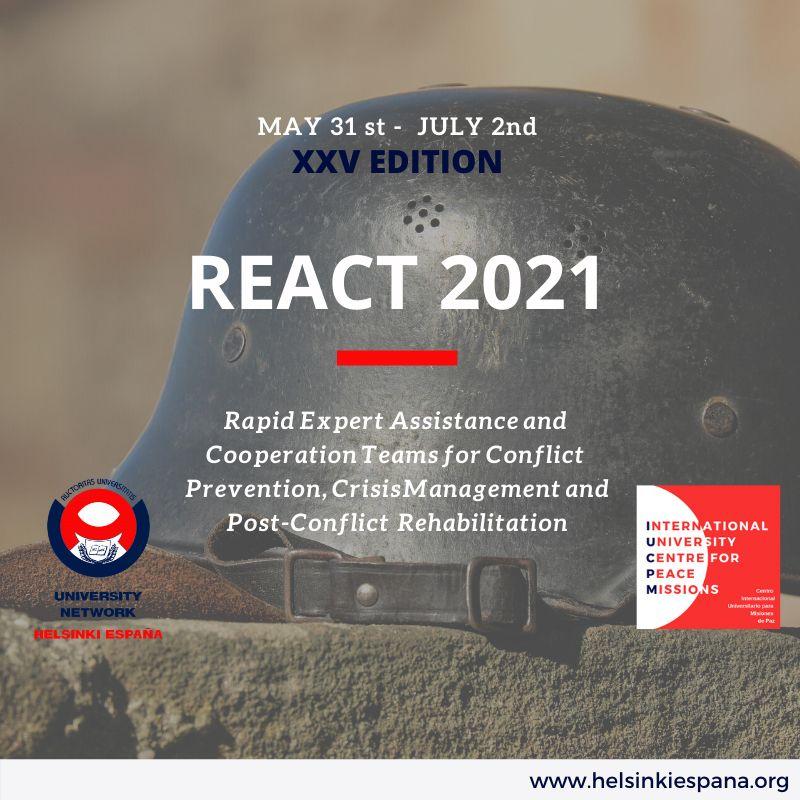 Imagen de portada de Prevención de conflictos y construcción de paz