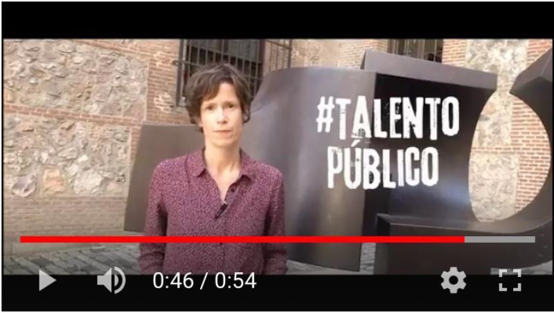 Imagen de portada de Empleadas y empleados públicos, cuentan su experiencia y trabajo