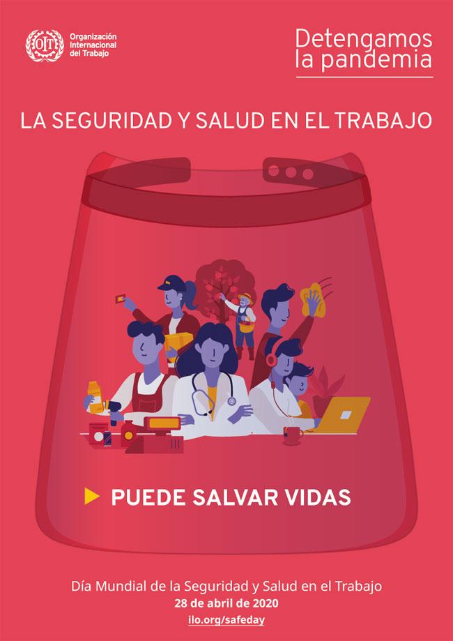 Imagen de portada de Día Mundial de la Seguridad y la Salud en el Trabajo